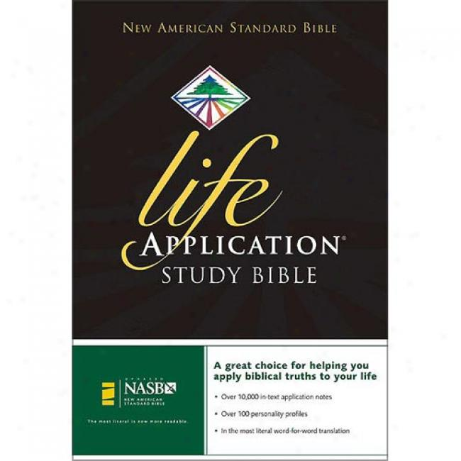 Lfe Application Study Bible By Zondervan Bible Publishers, Isbn 0310900956
