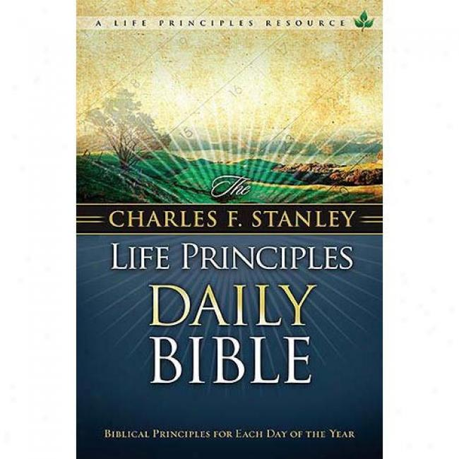 Life Principles Daily Bible-nkjv