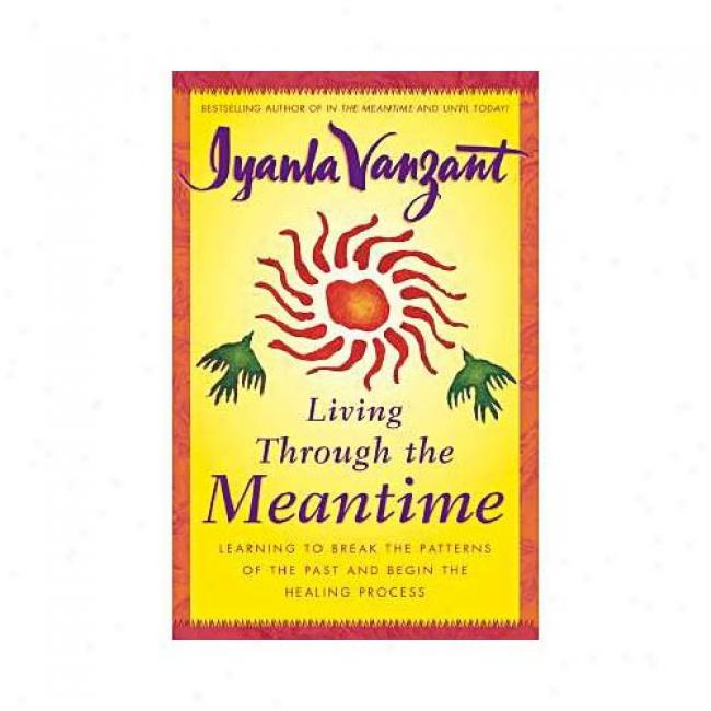 Living Throuugh The Meantime: Learning To Break The Patterns Of The Past And Begin The Healing Process By Iyanla Vanzant, Isbn 0743227107