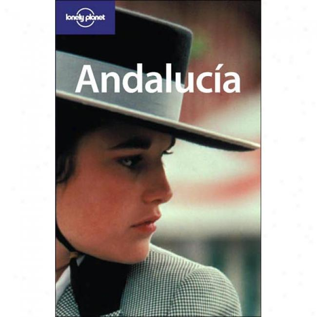Lonely Planet Andalucua