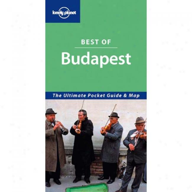 Lonely Planet Best Of Budapest