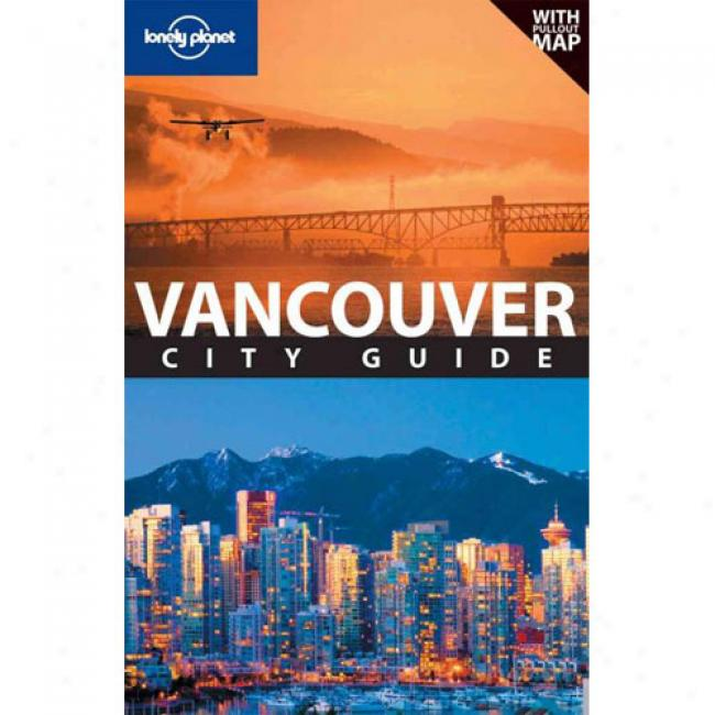 Apart Planet Vancouver City Guide[ with Vancouver City Map]