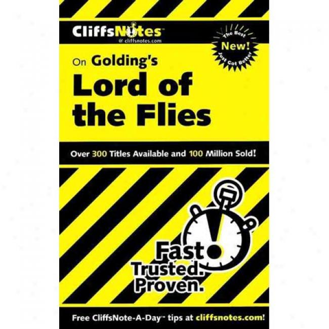 Lord Of The Flies By Maureen Kelly, Isbn 0764585975