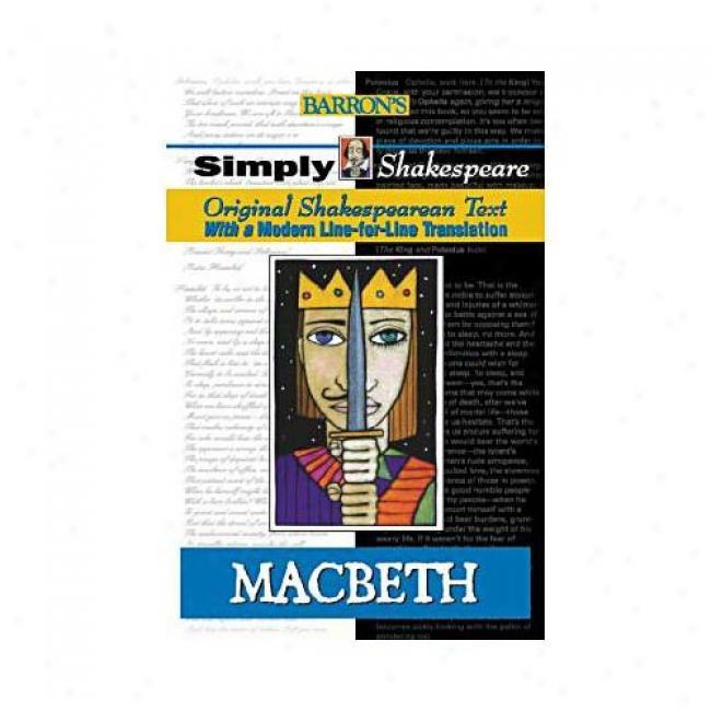 Macbeth By William Shakespeare, Isbn 0764120867