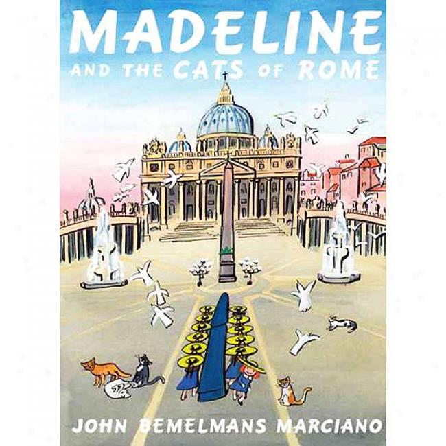 Madeline Ans The Cats Of Rome