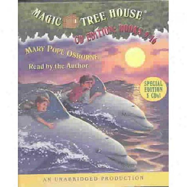 Magic Tree House Cd Edition By Mary Pope Osborne, Isbn 0807218707