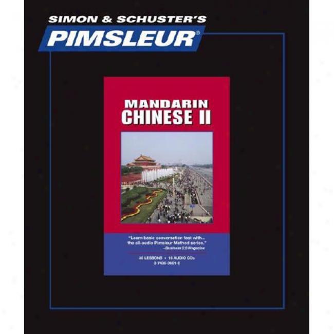 Mandarin Ii By Simon & Schuster Audio, Isbn 0743506618