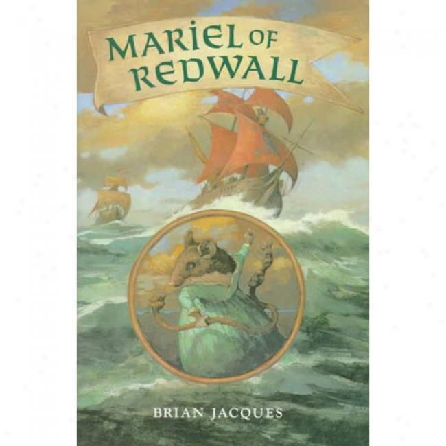Mariel Of Redwall (redwall, Bm 4) By Brian Jacuqes, Isbn 0399221441