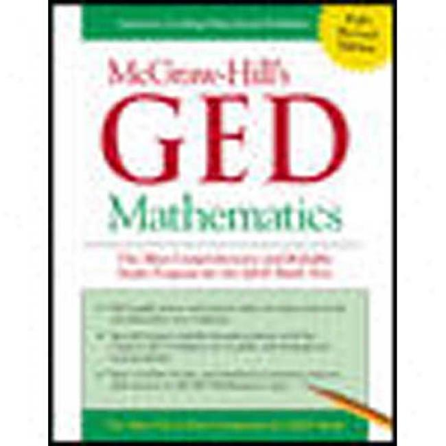 Mathematics By Jerry Howett, Isbn 0071407065