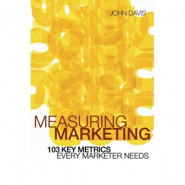 Measuring Marketing: 103 Clew Metrics Every Marketer Needs