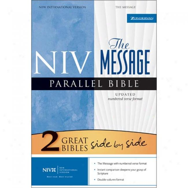 Messaeg Parallel Bible-pr-ms/niv