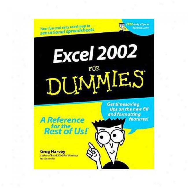 Microsoft Surpass X For Dummies By Greg Harvey, Isbn 0764508229