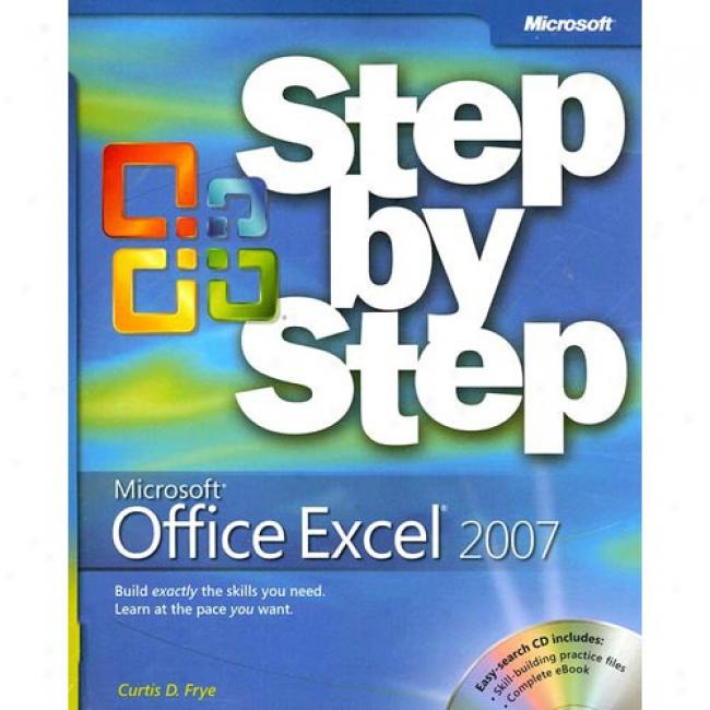 Microsoft Office Win eminence 2007 Step By Step [with Cdrom]