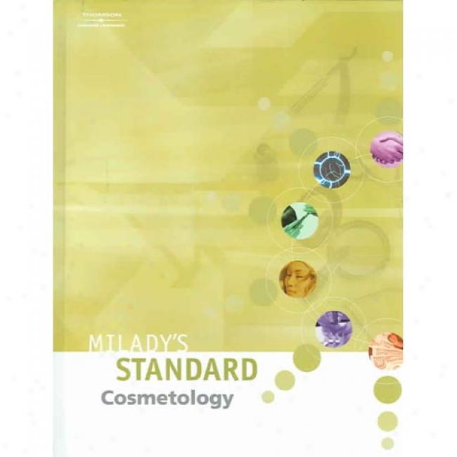 Milady's Standard Textbook Of Cosmetology B Arlene Alpert, Isbn 156538799