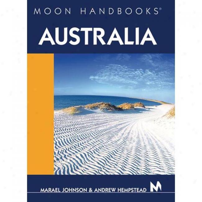 Moon Handbooks Australia