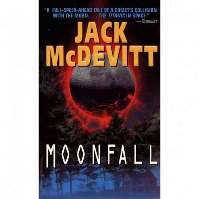 Moonfall By Jack Mcdevitt, Isbn 0061051128