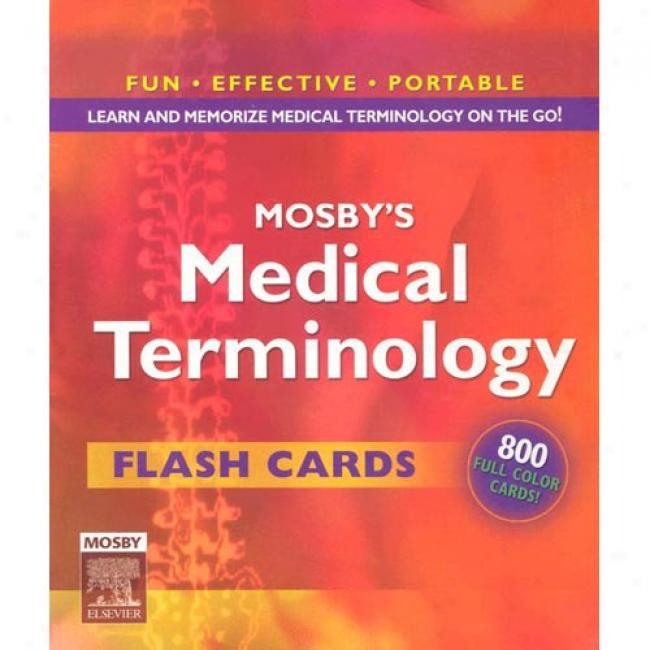 Mosby's Medical Terminology Flash Cares