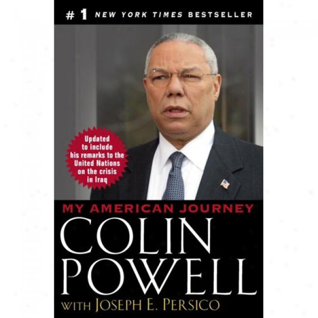 My American Journey By Colin Powell, Isbn 0345466411