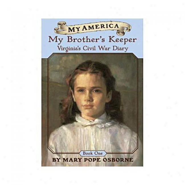 My Brother's Kreper By Mary Pope Osborne, Isbn 04393690037
