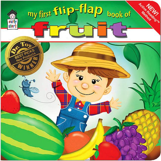 My Firsy Flip-flap Book Of Fruit