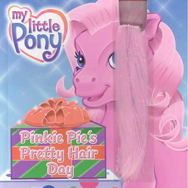 My Little Pony: Pinkie Pie's Pretty Hair Day By Kate Egan, Isbn 0060554037