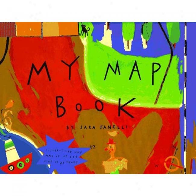 My Map Book By Sara Fanwlli, Isbn 0060264551