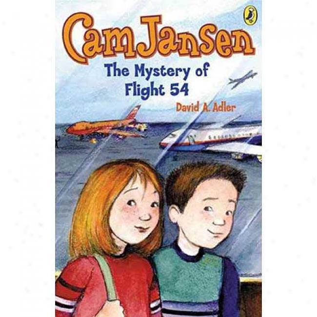 Mystery Of Flight 54