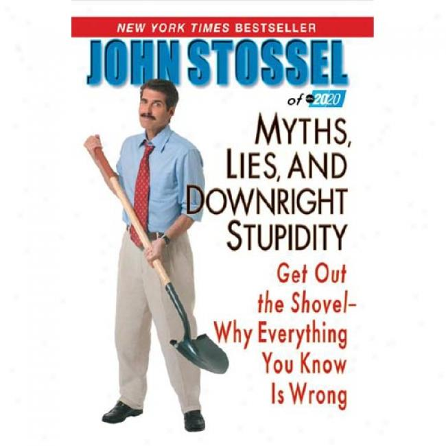 Myths, Lies, And Downriht Lifelessness: Get Out The Shovel--why Everything You Know Is Wrong