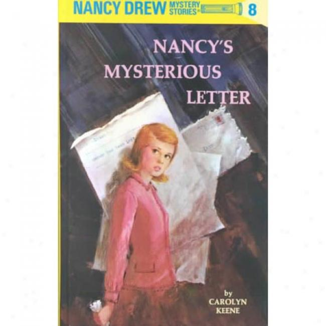 Nancy's Mysterious Letter By Carolyn Keene, Isbn 0448095084
