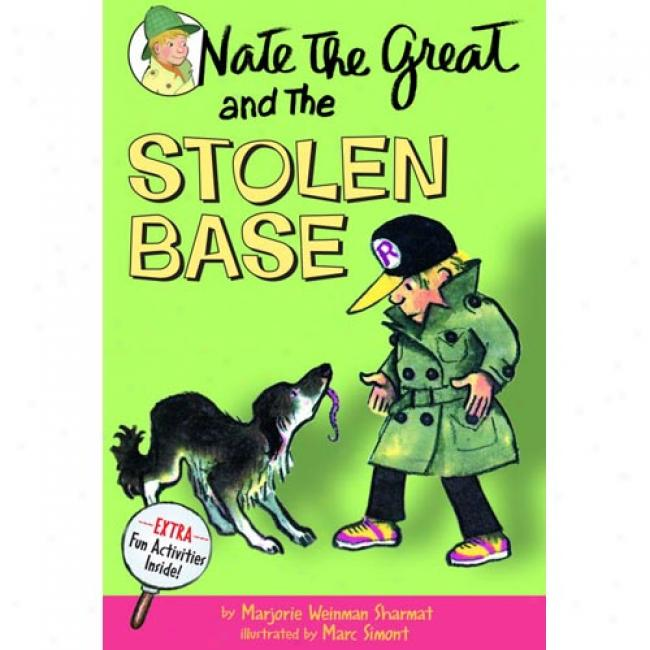 Nate The Great And Te Stolen Base In the name of Marjorie Weinman Shqrmat, Isbn 0440409322