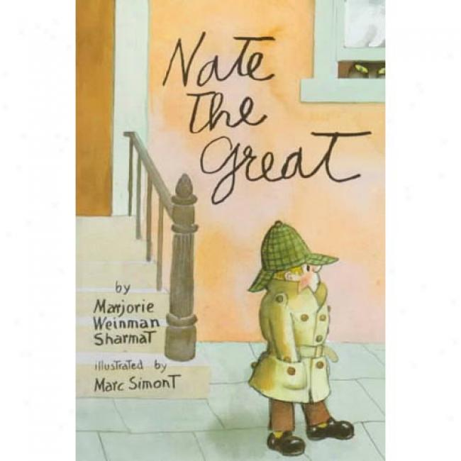Nate The Grwat By Marjorie Weinman Sharmat, Isbn 044046126x