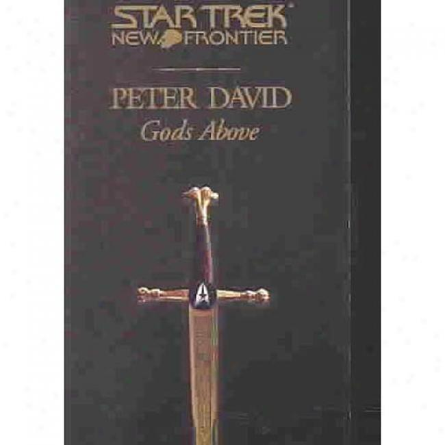 New Frontier: Gods Above By Peter David, Isbn 0743418581