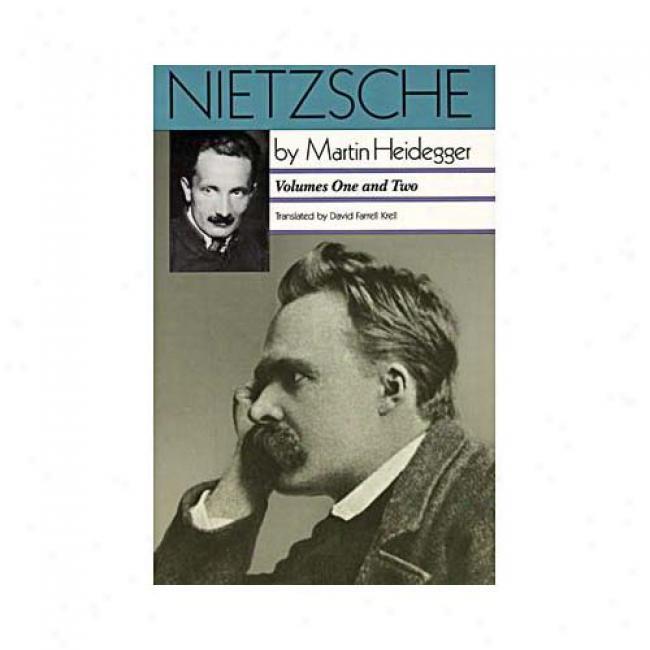 Nietzsche Bu Martin Heidegger, Isbn 0060638419
