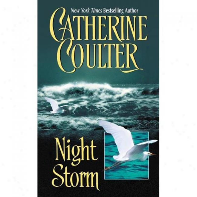 Night Storm By Catherine Coulter, Isbn 0380756234