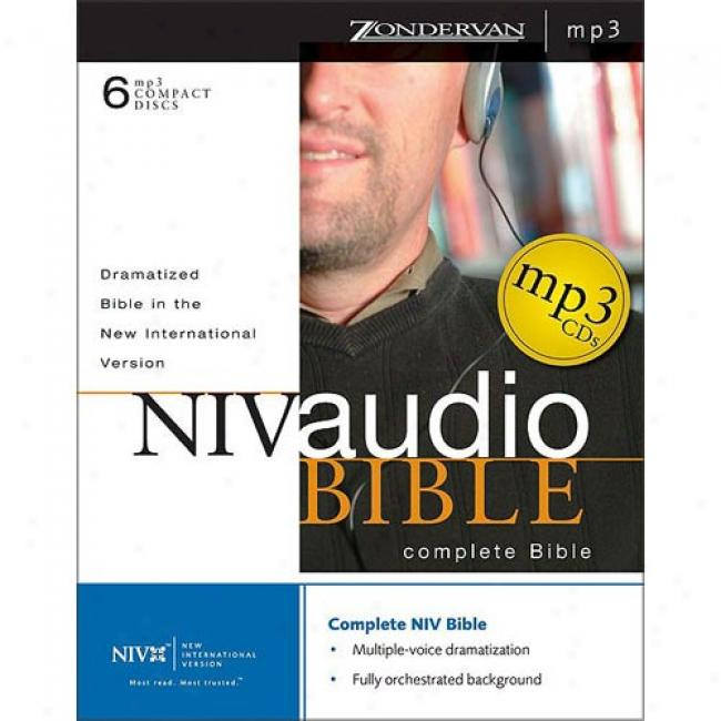 Niv Audio Bible: Dramatized