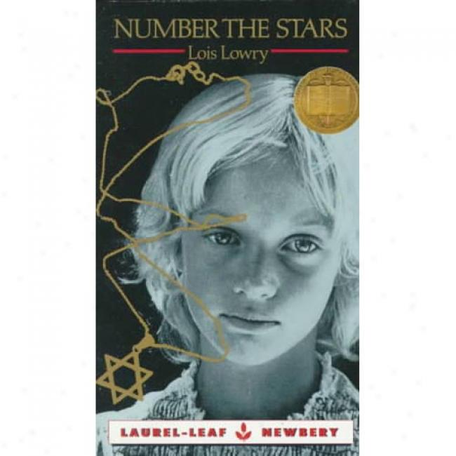 Number The Stars By Lois Lowry, Isbn 0440227534