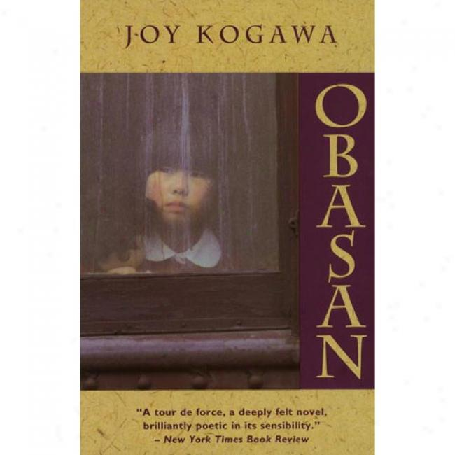Obasan By Joy Kogawa, Isbn 0385468865
