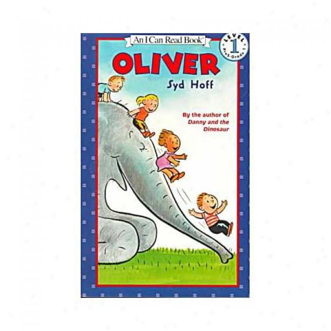 Oliver By Sydney Hoff, Isbn 0064442721