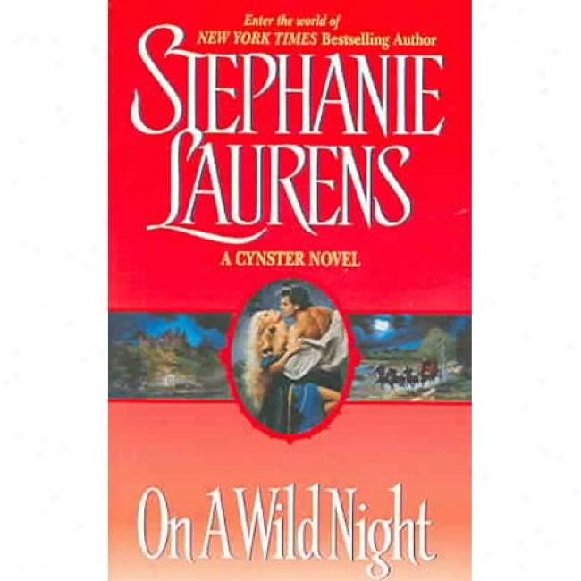 On A Uncivilized Night By Stephanie Laurene, Isbn 0380812037