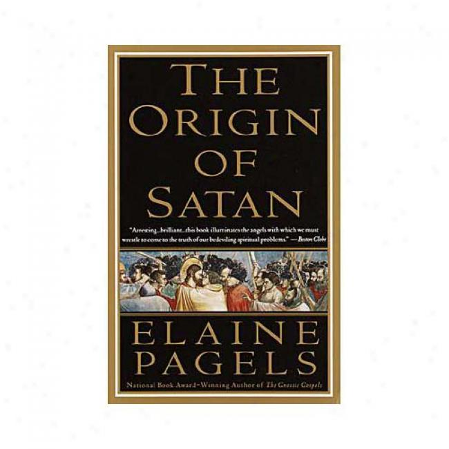 Origin Of Satan By Elaine Pagels, Isbn 0679731180