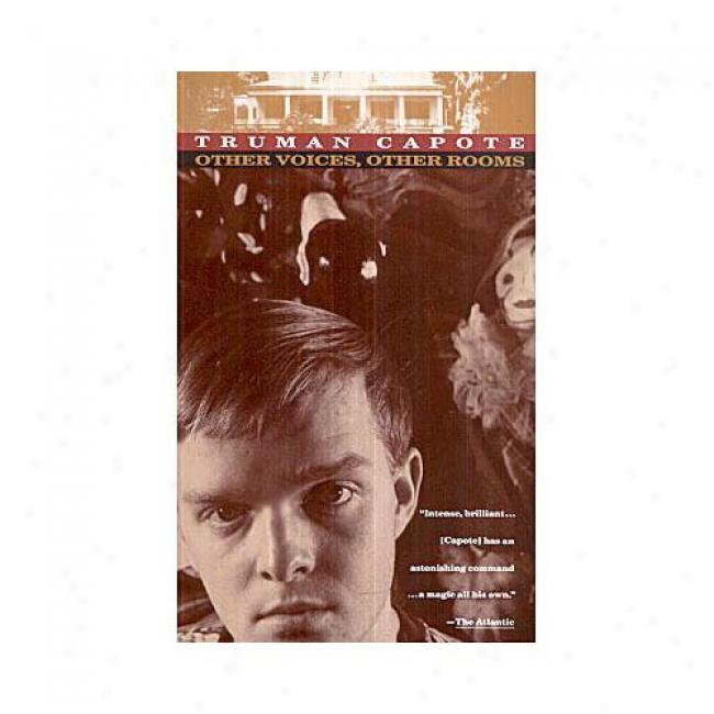 Other Voices, Other Rooms By Truman Capote, Isbn 0679745645