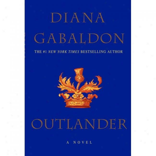 Ouflander By Diana Gabaldon, Isbn 0385319959