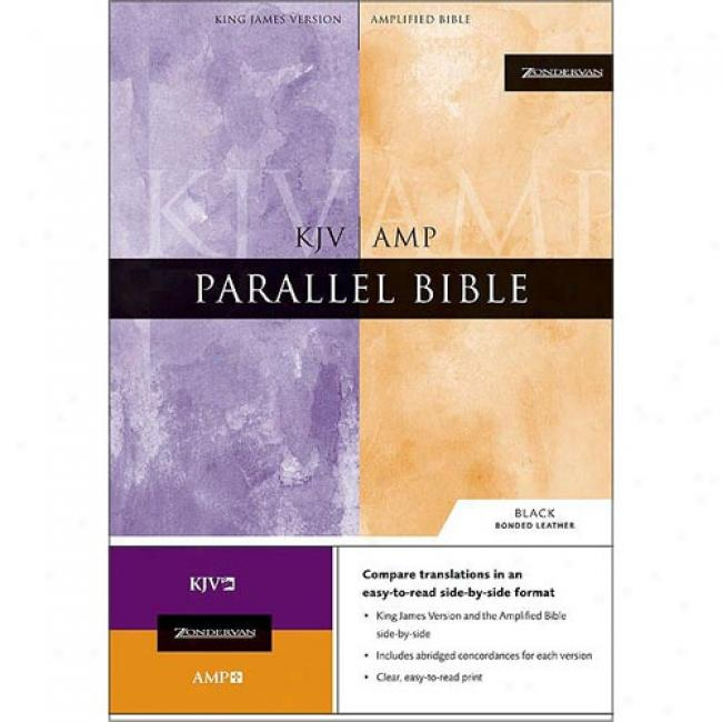 Parallel Bible By Zondervan, Isbn 0310925606
