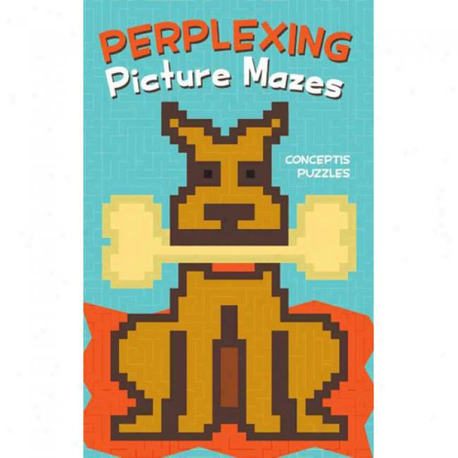 Perplexing Painting Mazes: Conceptis Puzzles