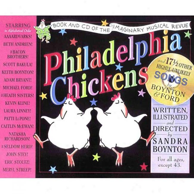 Philadelphia Chickens By Sandra Boynton, Isbn 0761126368