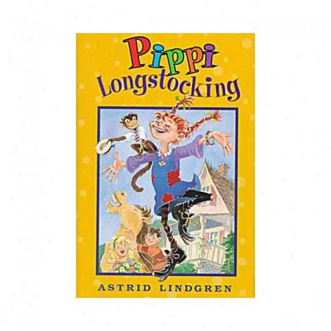 Pippi Longstocking By Astrid Lindgren, Isbn 0670557455