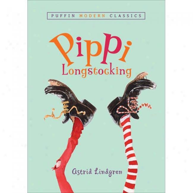 Pippi Longstocking Along Astrid Lindgren, Isbn 0140309578