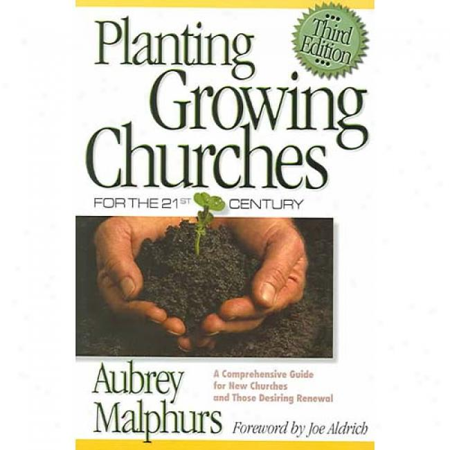 Planting Growing Churches For The 21st Century: A Comprehensive Guide For New Churches And Those Desiring Renovation