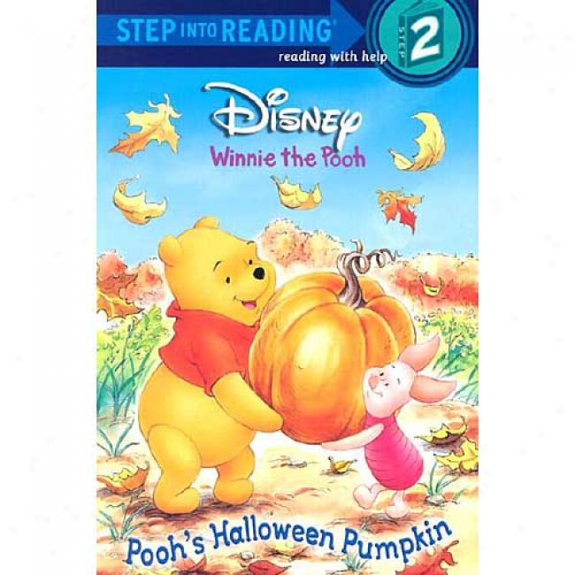 Pooh's Halloween Pumpkin By Isabel Gaines, Isbn 0736421602