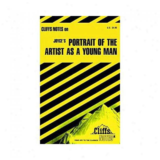 Portrait Of The Artist As A Young Man, Cliffs Notes By Valerie Zimbarro, Isbn 0822010577